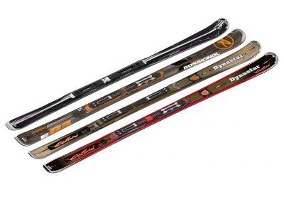 Gammes de ski