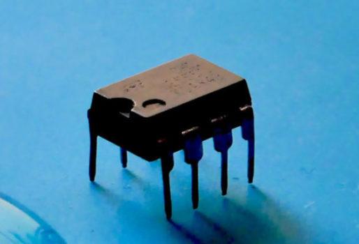 Puce électronique